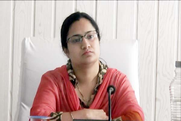 PunjabKesari, ADC Sirmaur Image