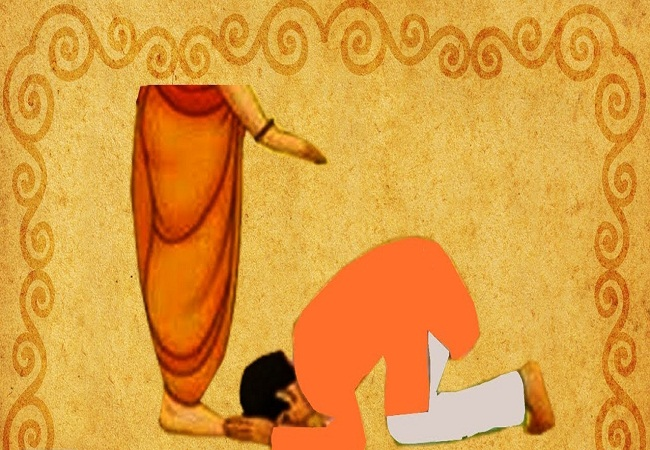 PunjabKesari, Motivational Concept, Motivational Story, Inspirational Concept, Inspirational Theme, Punjab Kesari, Dharm, Religious Concept, religious Story, Mahakumb, Dant katha in hindi