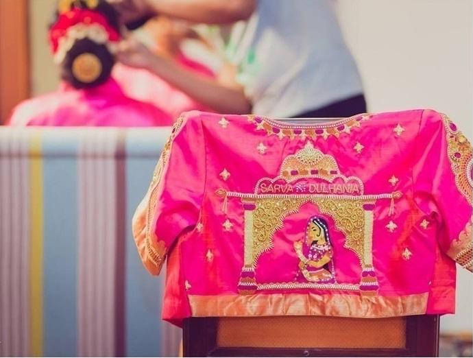 PunjabKesari, Blouse Design without Embroidery, ब्लाउज डिजाइन विथाउट एम्ब्रायडरी