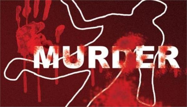 second murder on the track of madluda railway station wasted dead