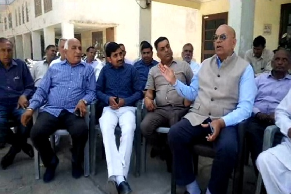 PunjabKesari,government, Association, closure, mandi