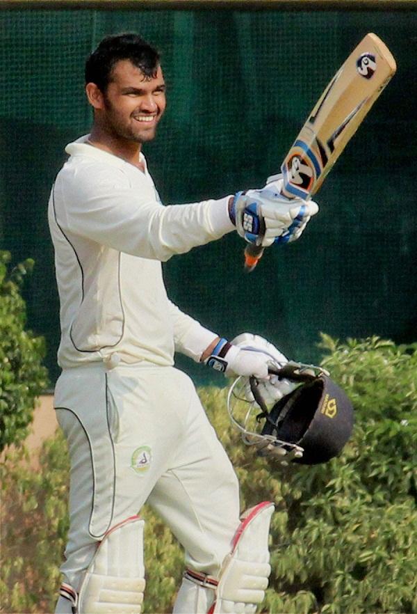 Aditya Sarwate Brilliant performance in Ranji Trophy Final