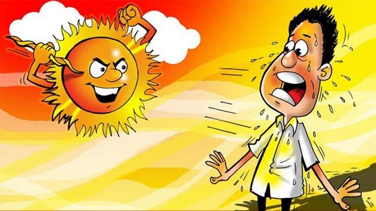 PunjabKesari, गर्मी, Summer