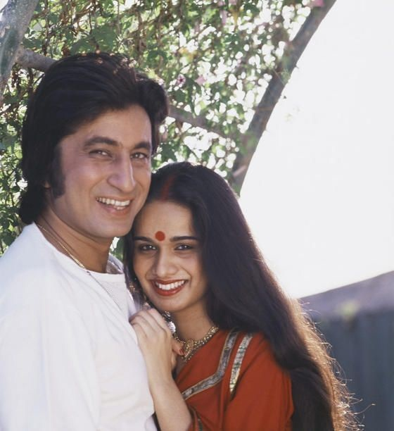 Bollywood Tadka, Shakti Kapoor With Wife Shivangi Kapoor