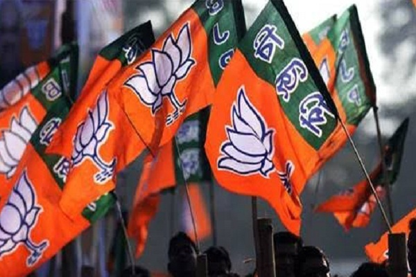 assembly by election all bjp candidates will file nomination on the last day