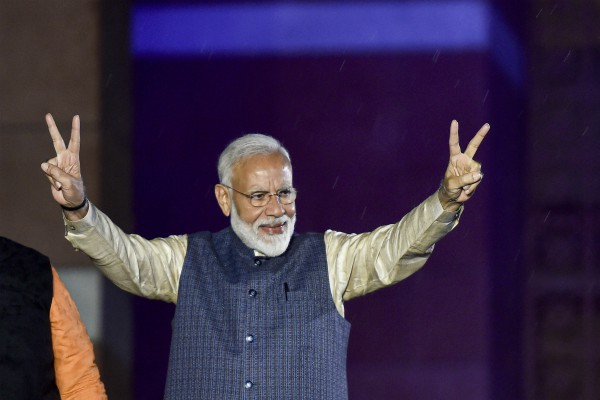 pm modi thanked global leaders for best wishes