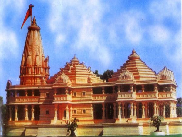 PunjabKesari, Madhya Pardesh Hindi News, chhatarpur Hindi News,Chhatarpur Hindi Samachar, God, Ram, Laxman, Temple, Courte, Lavkush nagar