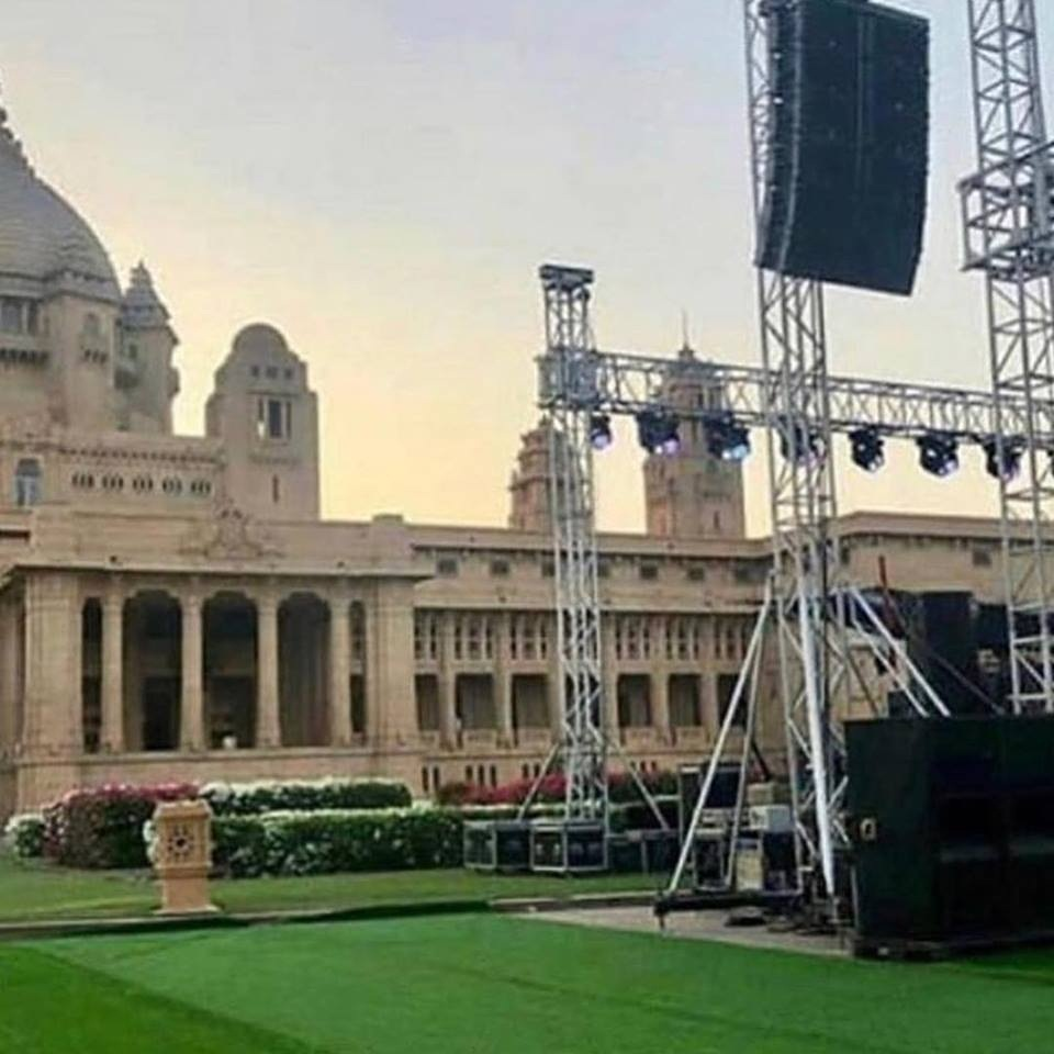 PunjabKesari, Priyana chopra wedding, Umeed bhawan palace