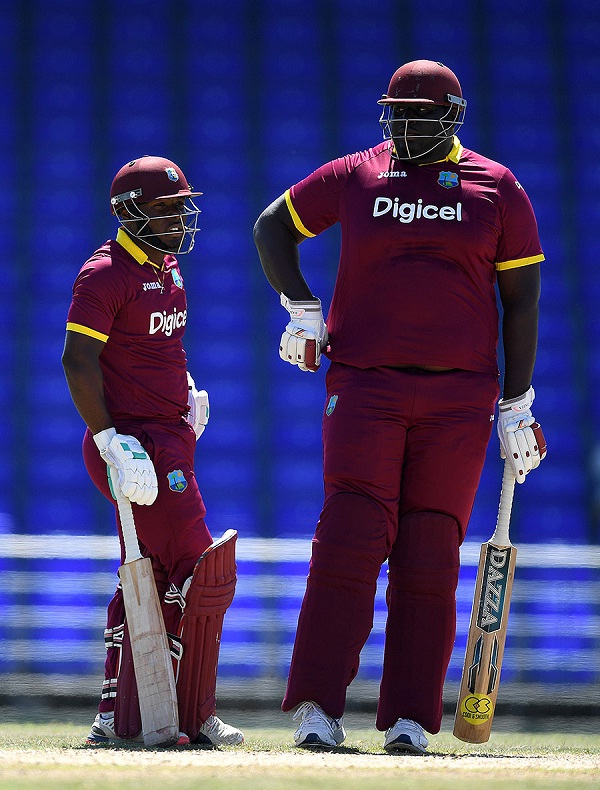 Rahkeem Cornwall 143 KG weight cricketer selected in Windies team