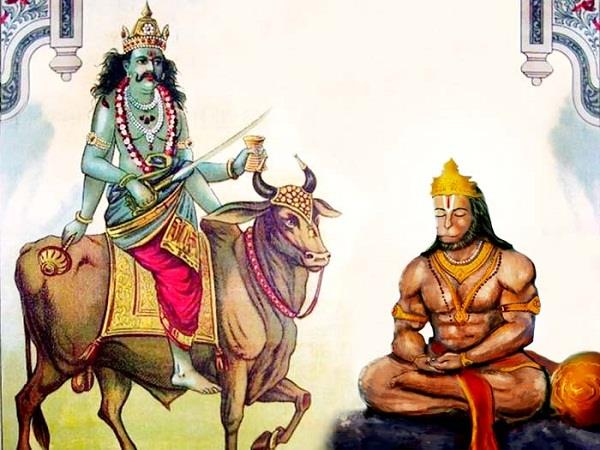PunjabKesari, शनि देव, हनुमान जीी, Lord hanuman