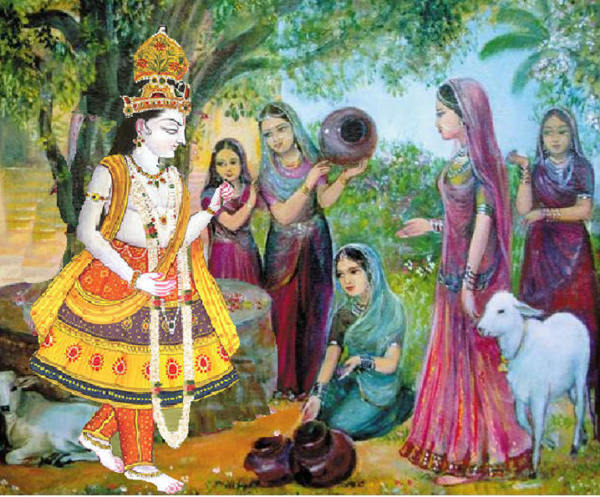 PunjabKesari, kundli tv, Lalita Saptami, राधा अष्टमी, ललिता सप्तमी, Lalita Sakhi, सखी ललिता