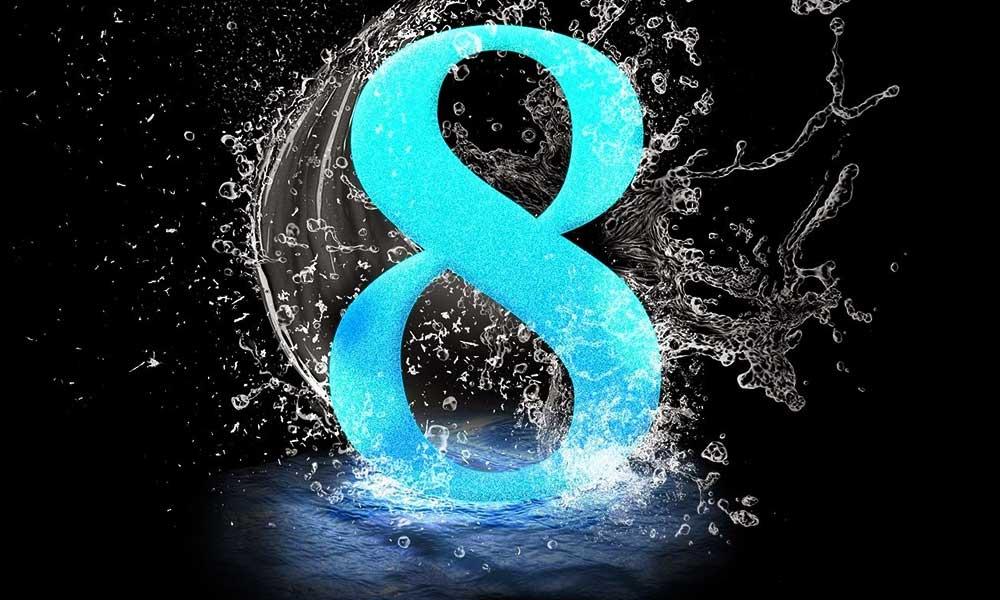 PunjabKesari, 8, आठ, Eight, Numeric Eight, Numeric Eight Image
