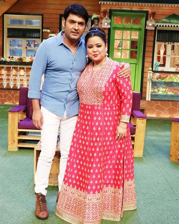 Bollywood Tadka, कपिल शर्मा इमेज, भारती सिंह इमेज