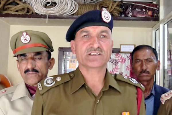 PunjabKesari, Fire Officer Image