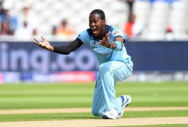 Jofra Archer Reveals He Used Painkillers During 2019 Cricket World Cup