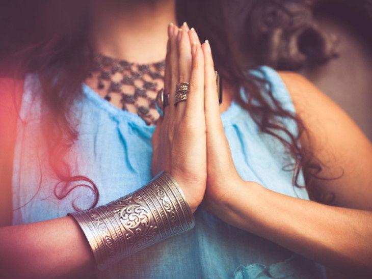 PunjabKesari, Sanatan Dharma, Forgiveness Mantra, Aavahan Mantra, क्षमायाचना मंत्र, Pitar paksha ekadashi, Indira Ekadashi, Indira Ekadashi Pujan, Lord Sri Hari, Vishnu ji, Mantra bhajan Aarti