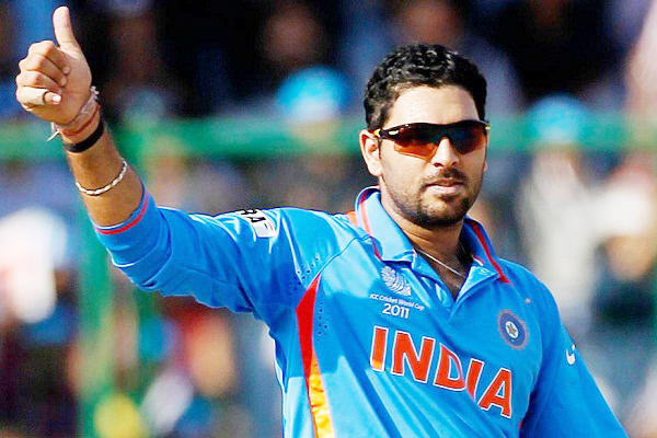 Yuvraj remembered his debut series, wrote this by sharing a photo with Dravid