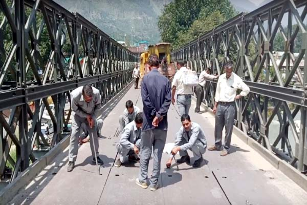PunjabKesari, Bhuntar Bridge Image