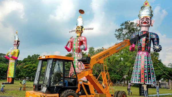 Dussehra 2020, Dussehra, Sri Ram, Ravana, Vijayadashmi, Vijayadashmi 2020, Ravana is worshiped in Sangola, Ravana is worshiped in Maharashtra, Maharashtra Ravana Village, Dharmik Sthal, Religious Place in india, Hindu Teerth Sthal, हिंदू धार्मिक स्थल