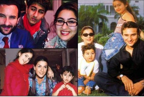 Bollywood Tadka, सारा अली खान इमेज, जाह्नवी कपूर इमेज, सैफ अली खान इमेज, अमृता सिंह इमेज