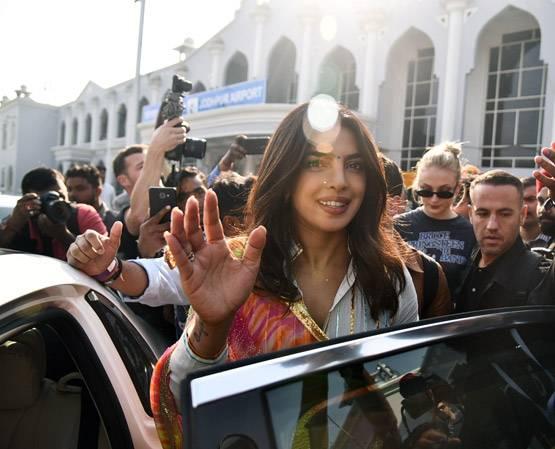 Bollywood Tadka, प्रियंका चोपड़ा image, निक जोनस image, जोधपुर image,