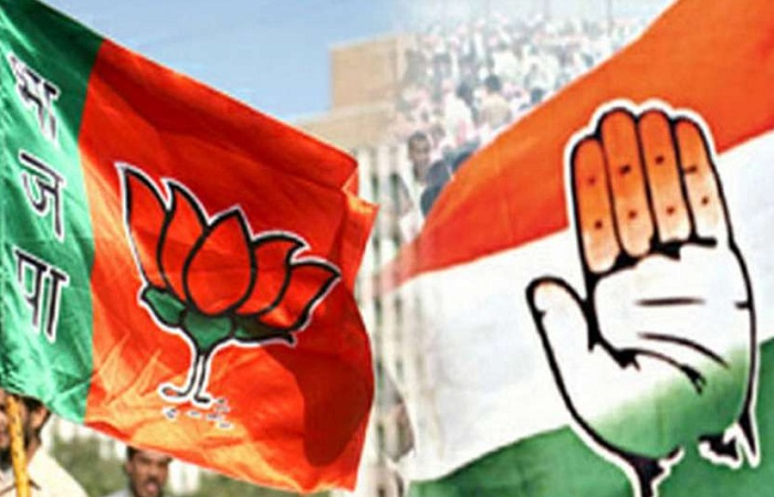 PunjabKesari, Madhya Pardesh Hindi News, Bhopal Hindi News, Bhopal Samachar, Assembly Session, Ruckus, opposition leader, Black day of democracy