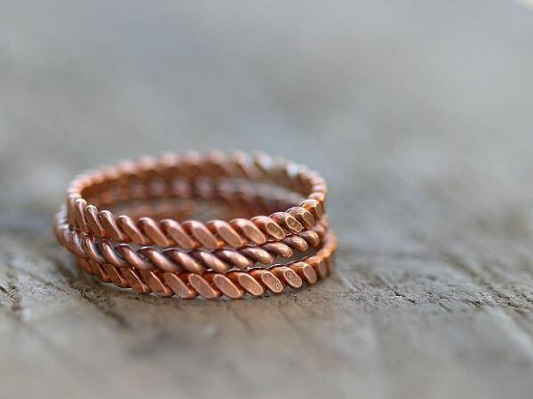 PunjabKesari, kundli tv, copper ring