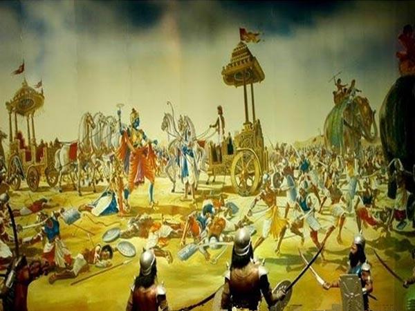 PunjabKesari, Yuyutsu, dhritarashtra, pandavas, mahabharata, Korav, Korav pandav Fight, Duryodhana, yuyutsu death, yuyutsu mother, Dharmik katha, Dant Katha in hindi