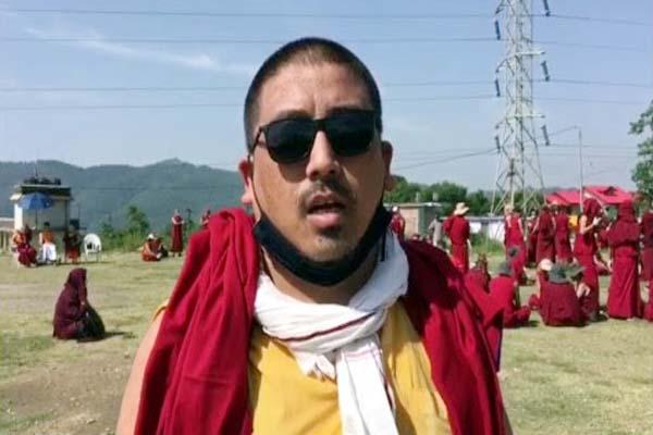 PunjabKesari, Monk Image