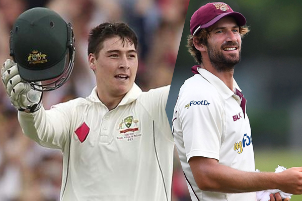 Mitchell Marsh, Peter Handscomb and Aaron Finch out from australian team