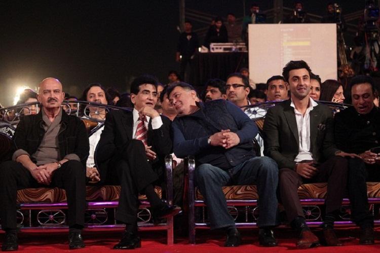 Bollywood Tadka, rishi, jeetendra and rakesh roshan