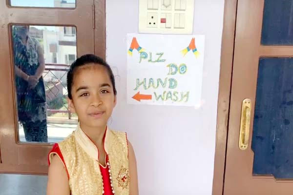 PunjabKesari, Hand Wash Poster Image