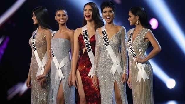 PunjabKesari, Miss universe top 5