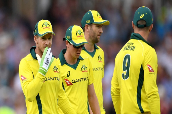 PunjabKesari, sports news, cricket news hindi, australia cricket, aaron finch, australia players, performance, CA