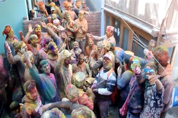 PunjabKesari, Holi Festival Image