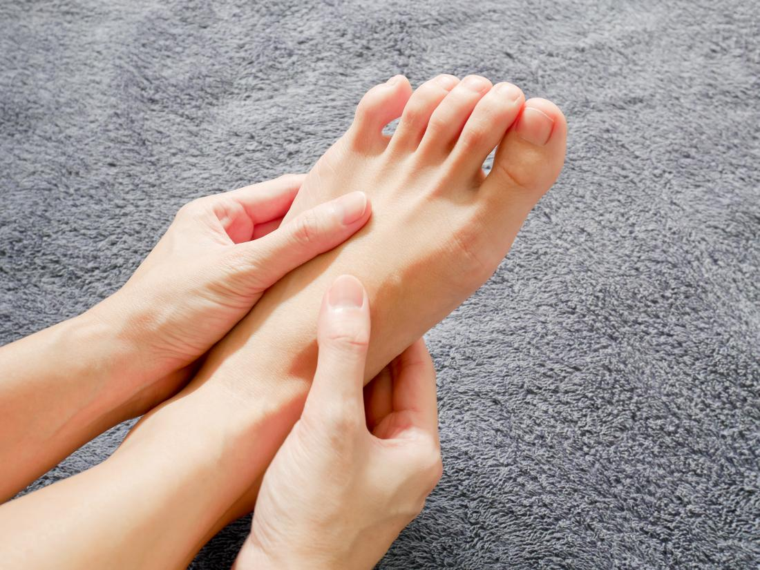 PunjabKesari, Feet,पैर