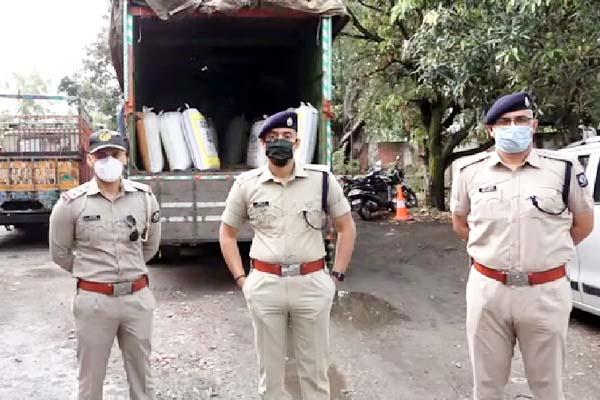 PunjabKesari, Police Team Image