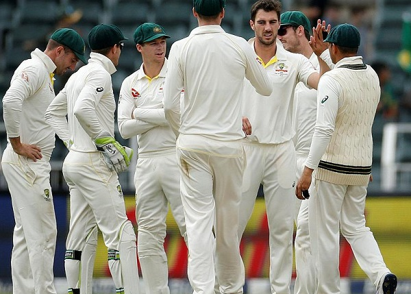 australia test cricket team image