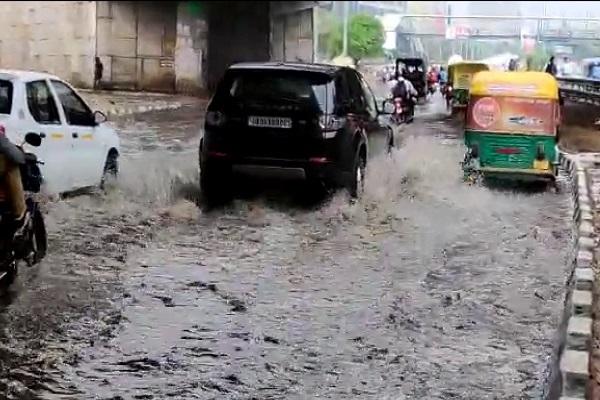 PunjabKesari, Rain, water, disaster, claim, administration
