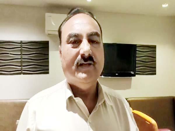 PunjabKesari, Trader Ashok Dameeja Image