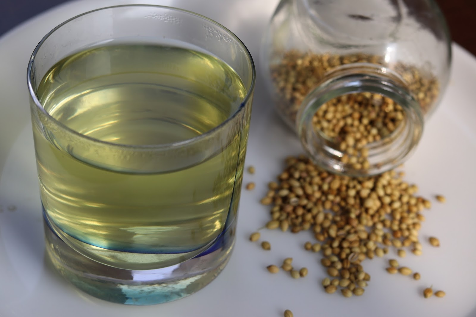 PunjabKesari, Coriander seeds water Image, Thyroid Image, Thyroid Remedy Image