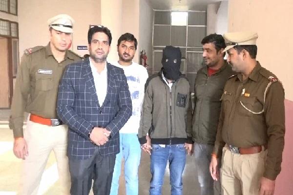 PunjabKesari, police, double murder, case, prize, success, crime, court