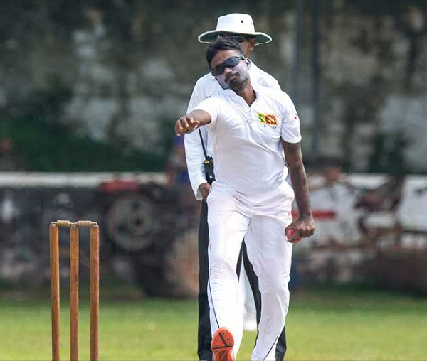 Sri Lankan spinner Malinda Pushpakumara haul 10 wickets in innings