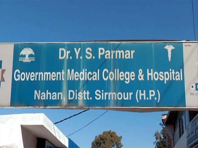 PunjabKesari, Medical College Nahan Image
