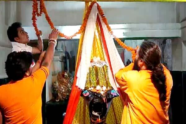 PunjabKesari, Shiva Temple Image