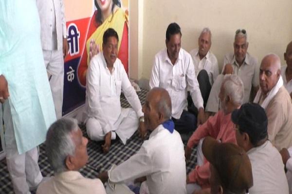 PunjabKesari,haryana hindi news, jind hindi news, Political candidate, elections, bjp, jjp, aap, congress, inld, inso