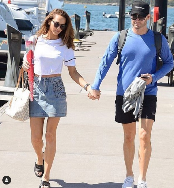 Michael Clarke and wife Kyly clarke set to divorce after seven-year