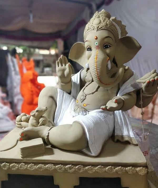 PunjabKesari, Ganesh Chaturthi image, गणेश चतुर्थी इमेज , गणेश चतुर्थी उत्सव इमेज, गणपति मूर्ति इमेज