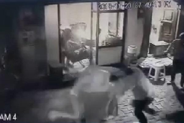 PunjabKesari, haryana, crime, ambala, murder, jeweler murder