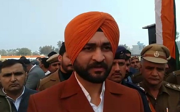 big statement of minister sandeep singh players played for country not for jobs